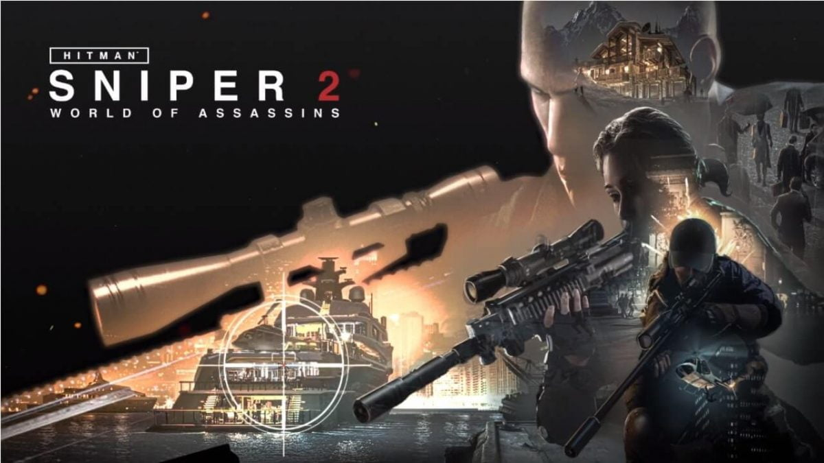 cover hitman sniper 2