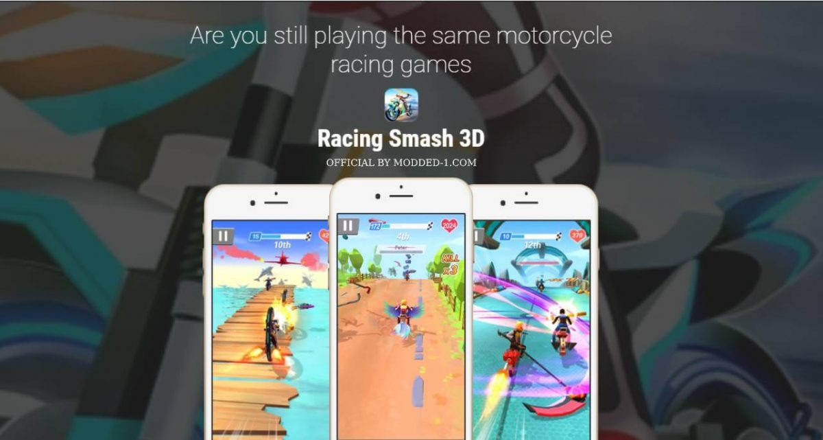 cover racing smash 3d
