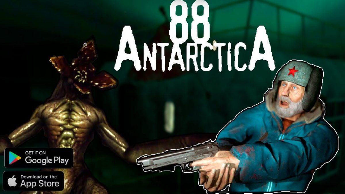cover antarctica 88