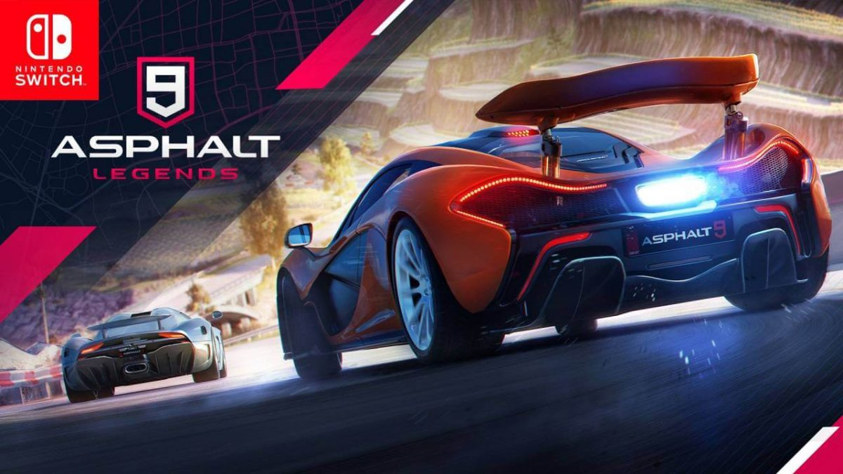 cover asphalt 9 legends