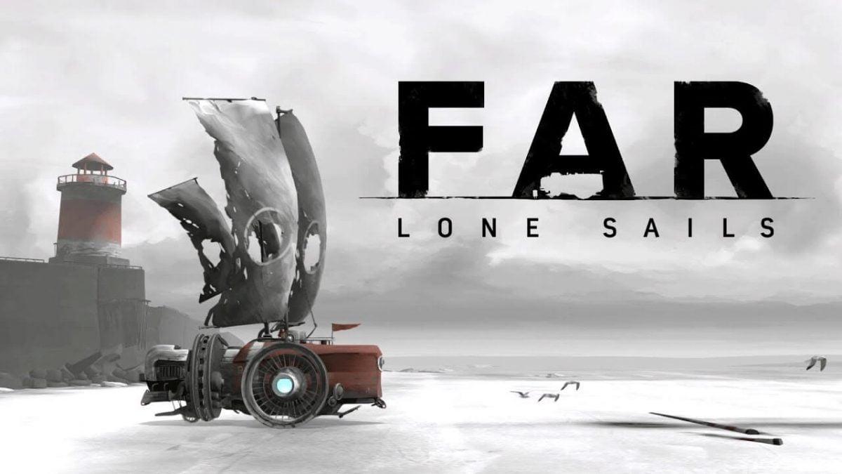 cover far lone sails