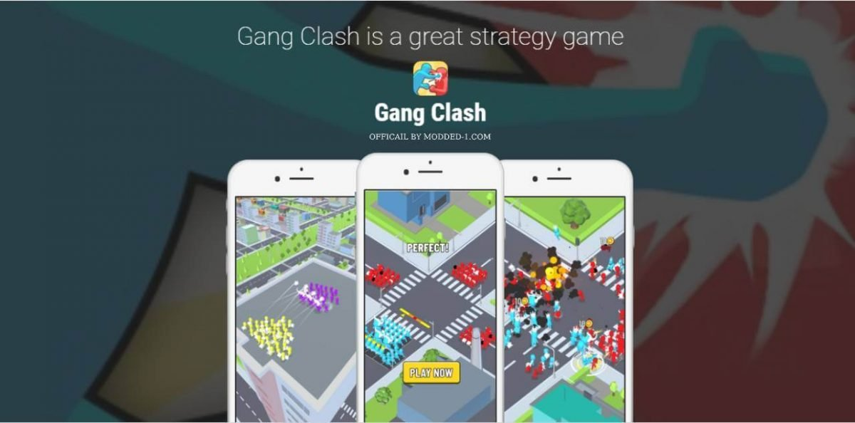 cover gang clash