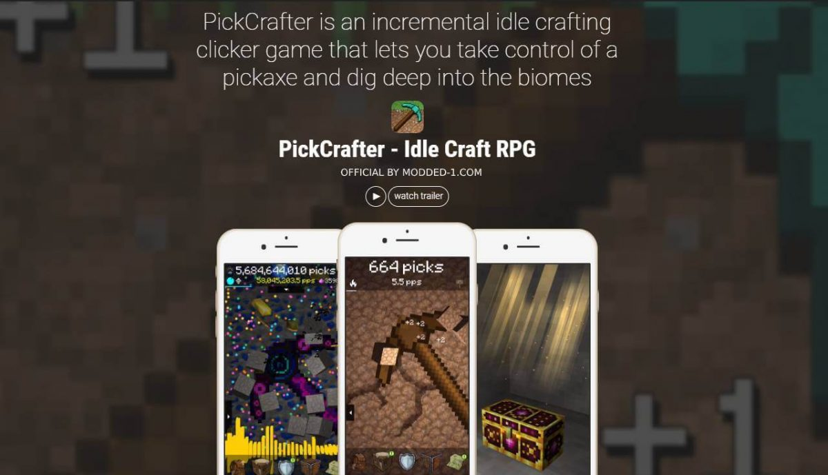 cover pickcrafter