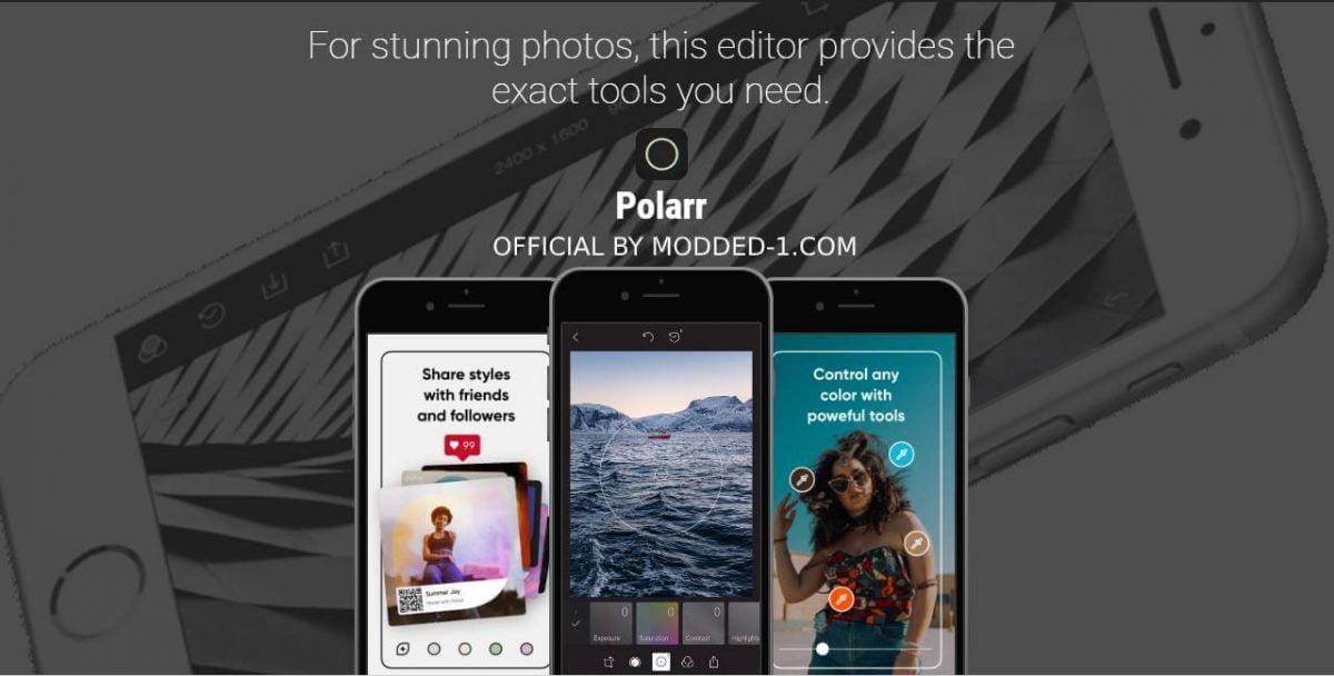 cover polarr photo editor