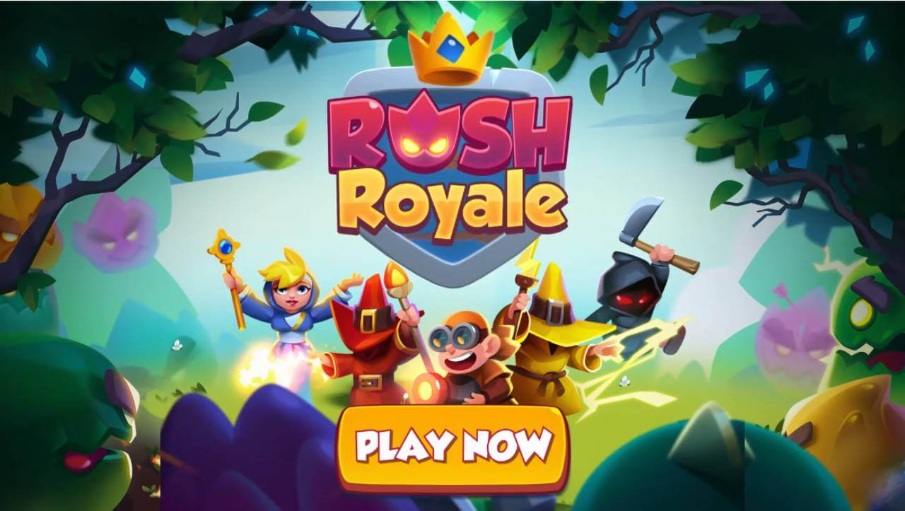 Rush Royale APK + MOD 3.0.6296 (Unlimited Items) Download