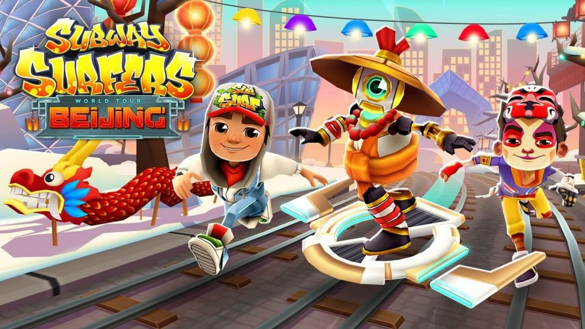 cover subway surfers