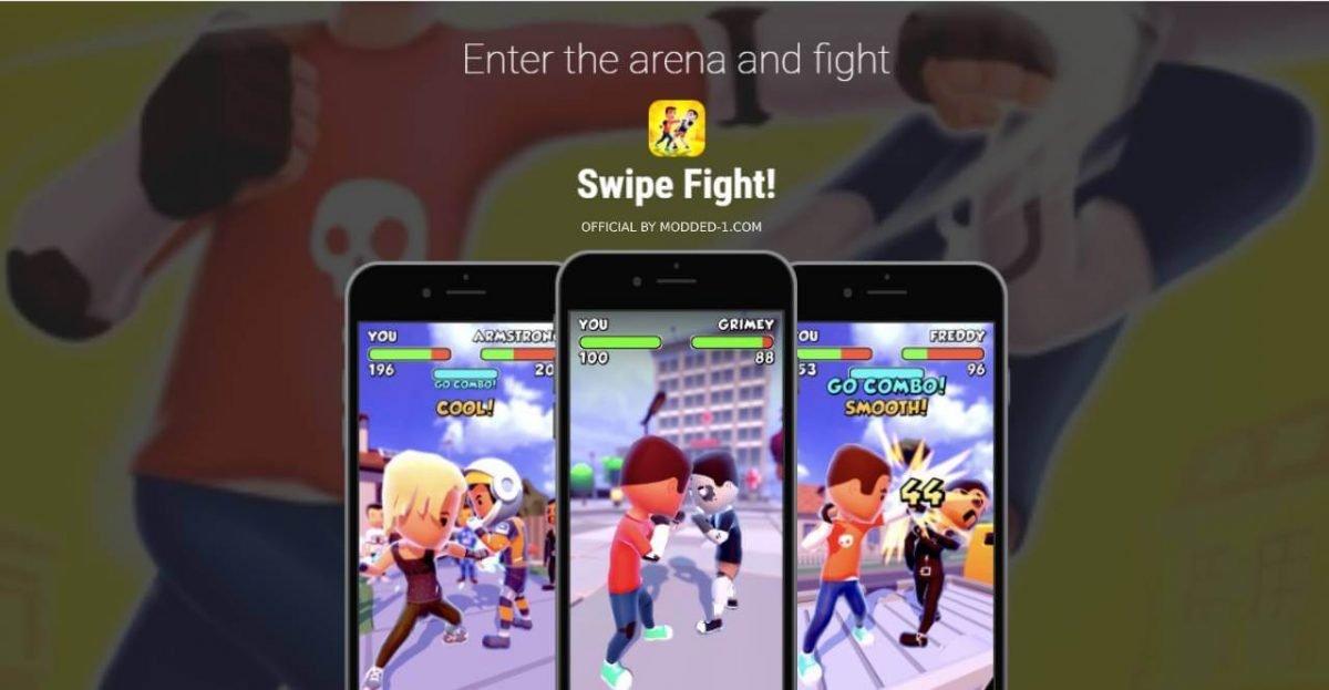 cover swipe fight