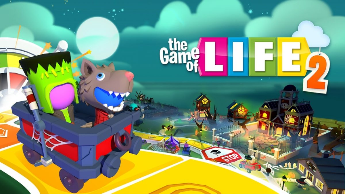 cover the game of life 2
