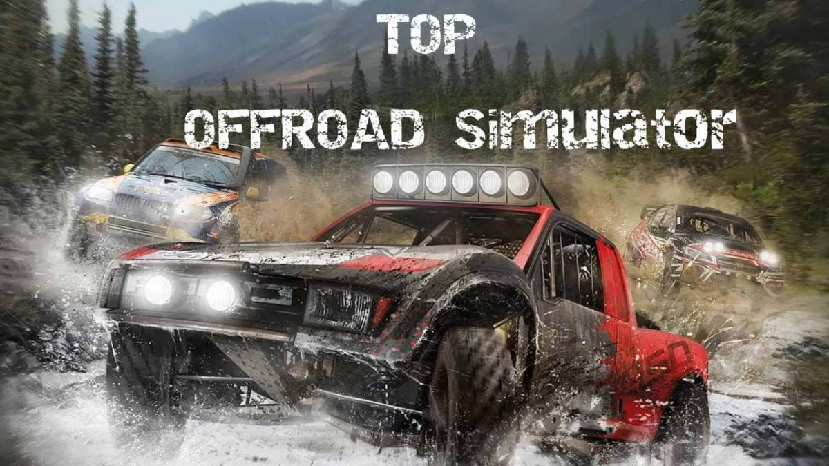 cover top offroad simulator
