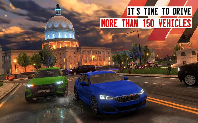 download driving school sim