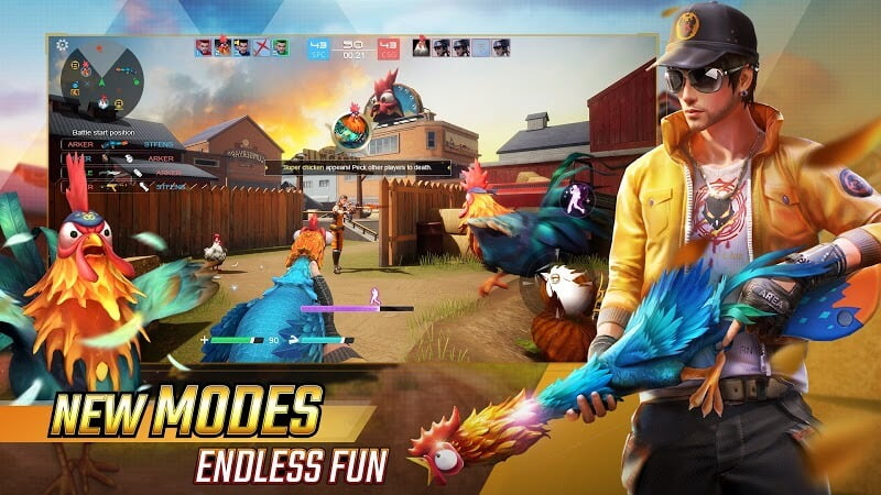 download elite strike for android