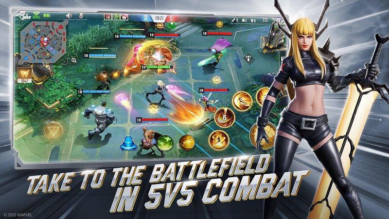 download marvel super war apk