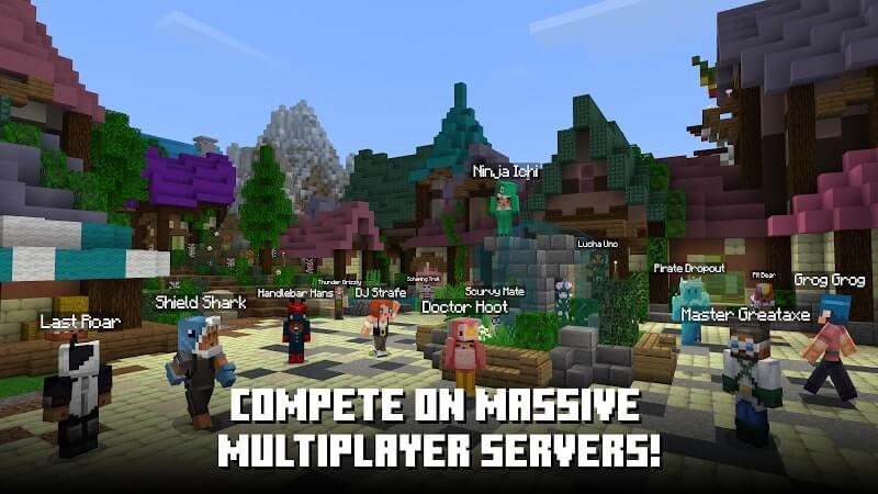 download minecraft apk mod