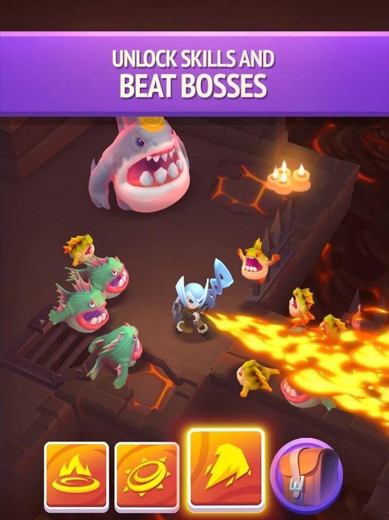 download nonstop knight 2 mod apk