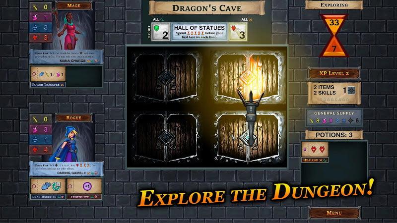 download one deck dungeon apk
