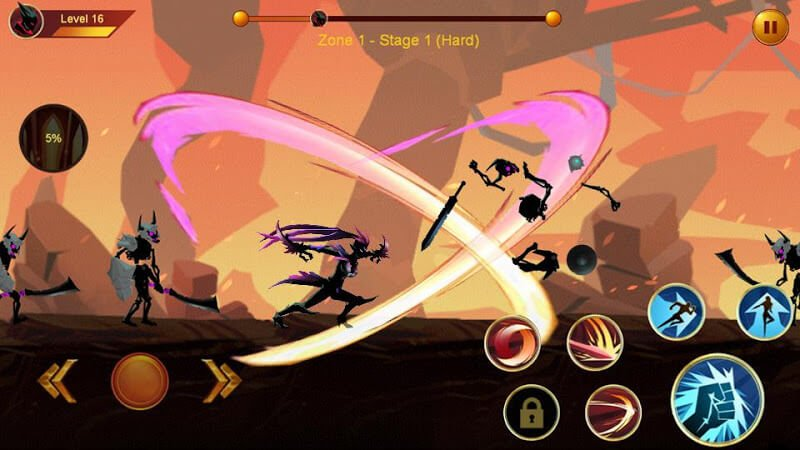 download shadow fighter 2 mod money