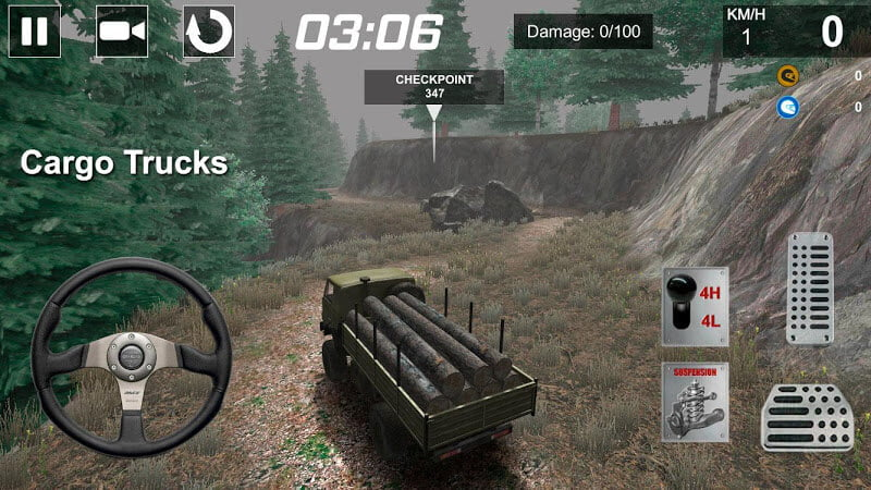 download top offroad simulator mod tokens