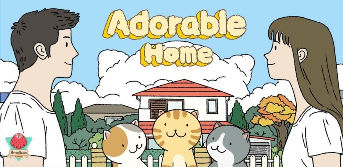 cover adorable home