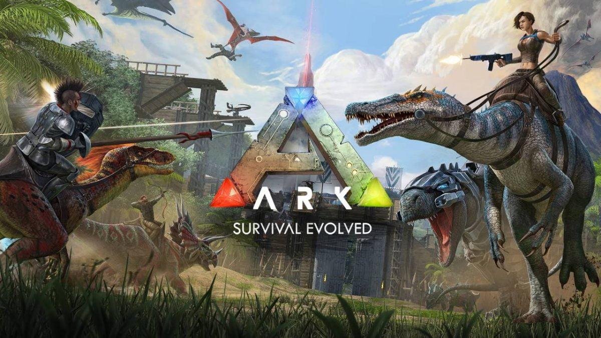 cover ark survival evolved