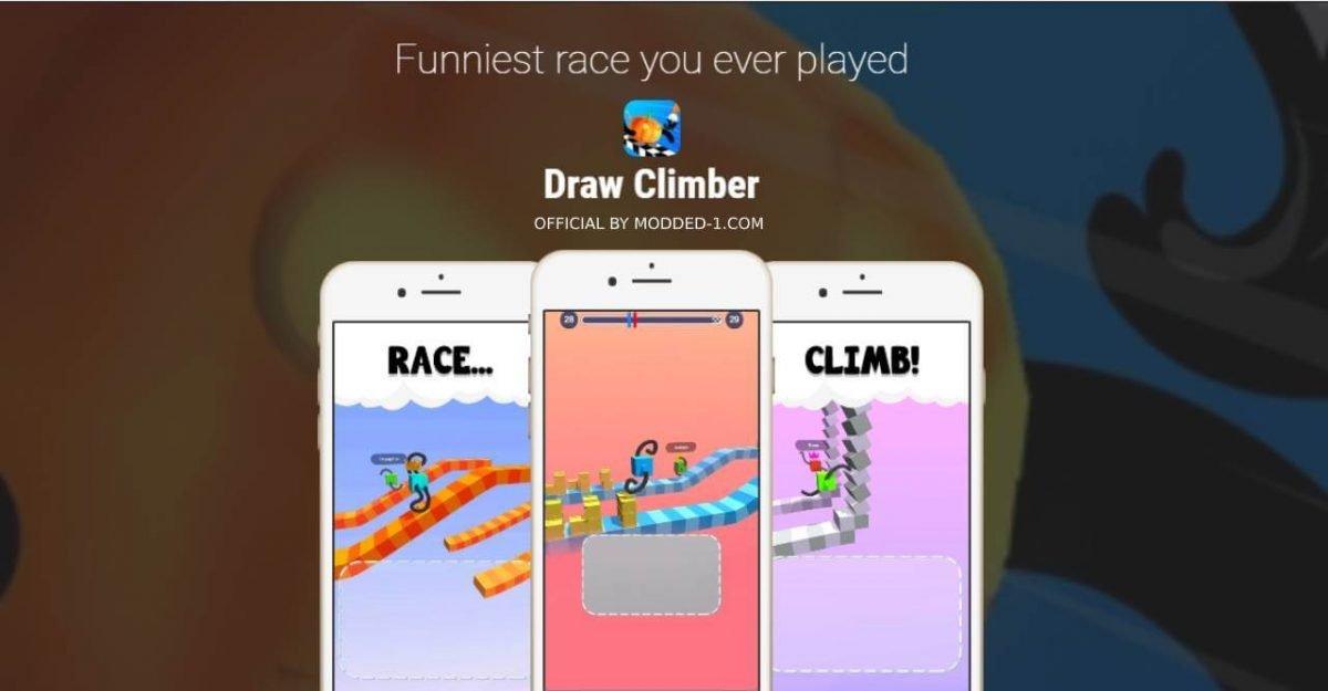 cover draw climber
