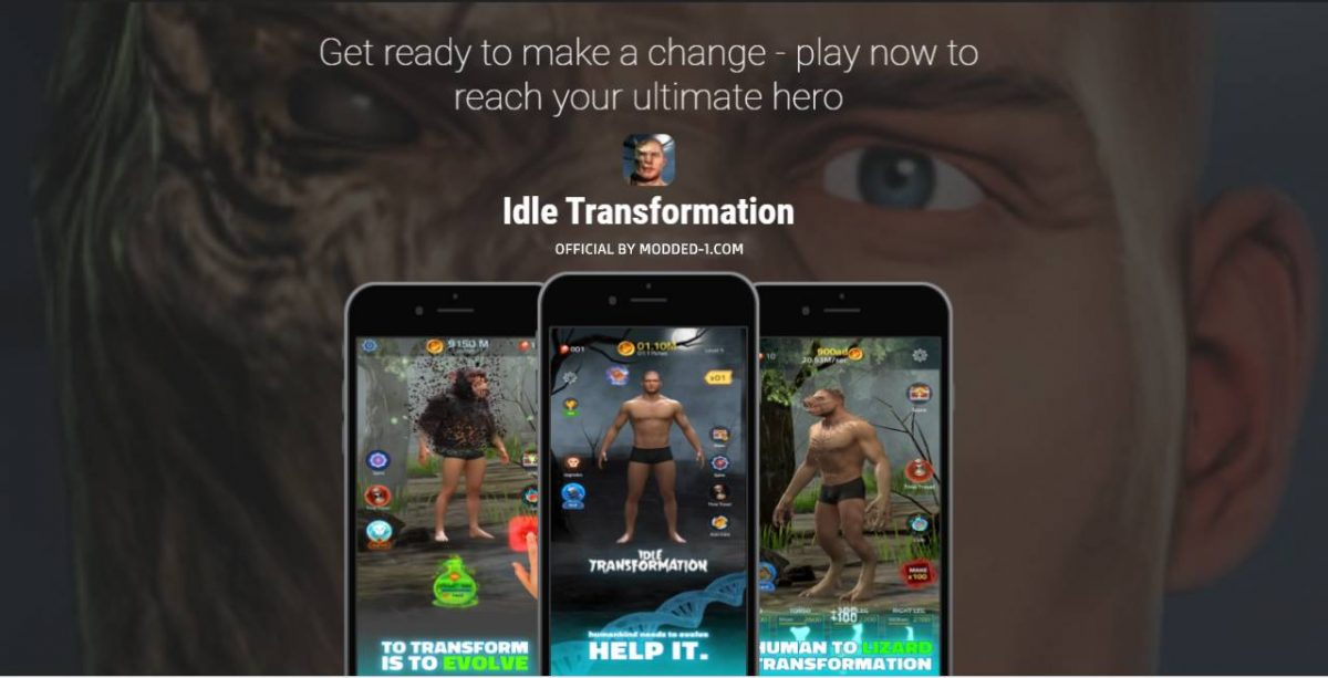 cover idle transformation