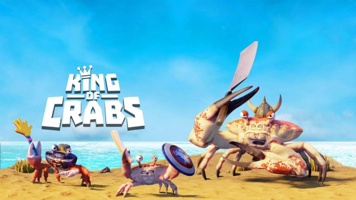 cover king of crabs