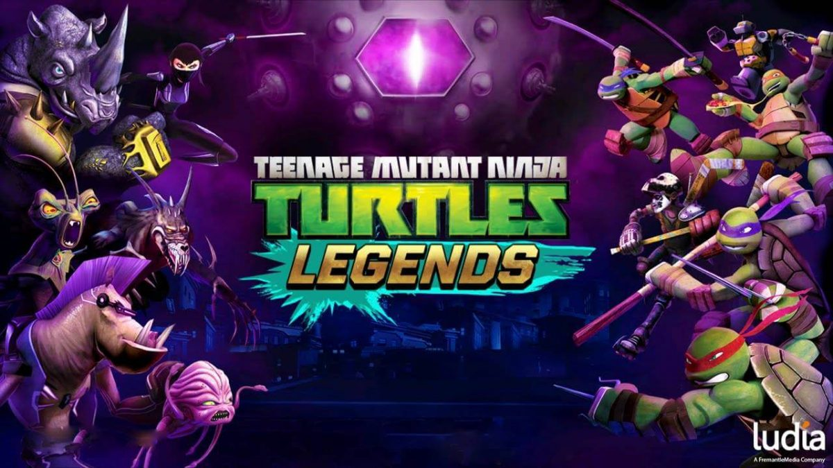 cover ninja turtles legends