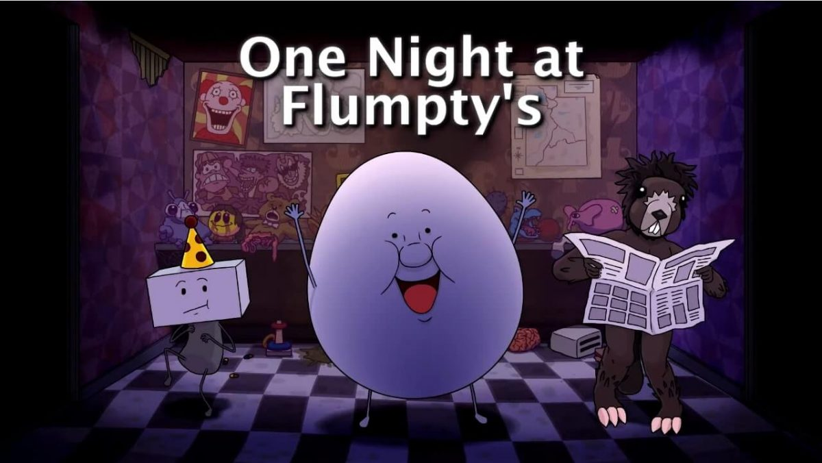cover one night at flumptys