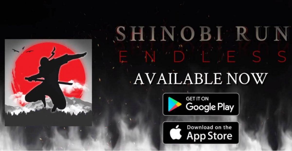 cover shinobi run endless