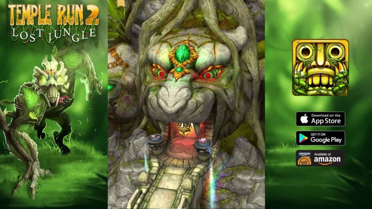 cover temple run 2