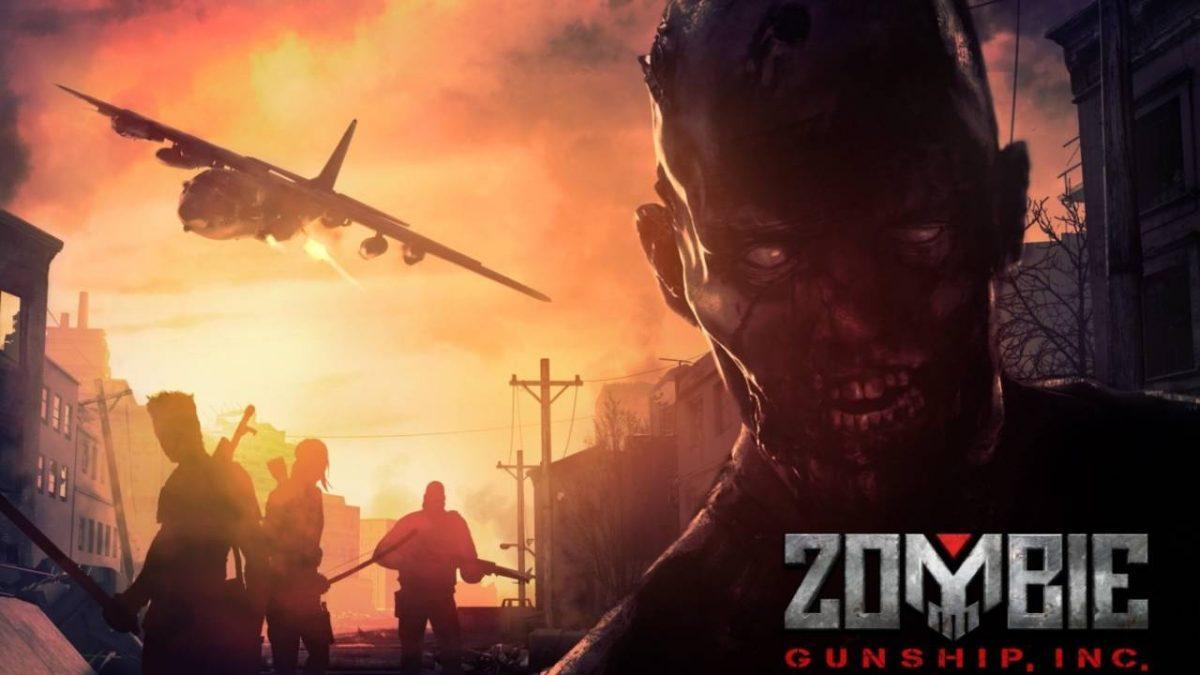 cover zombie gunship survival