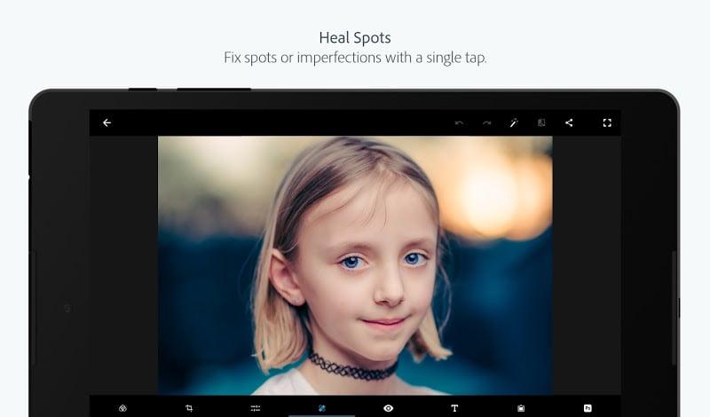 download adobe photoshop express mod apk