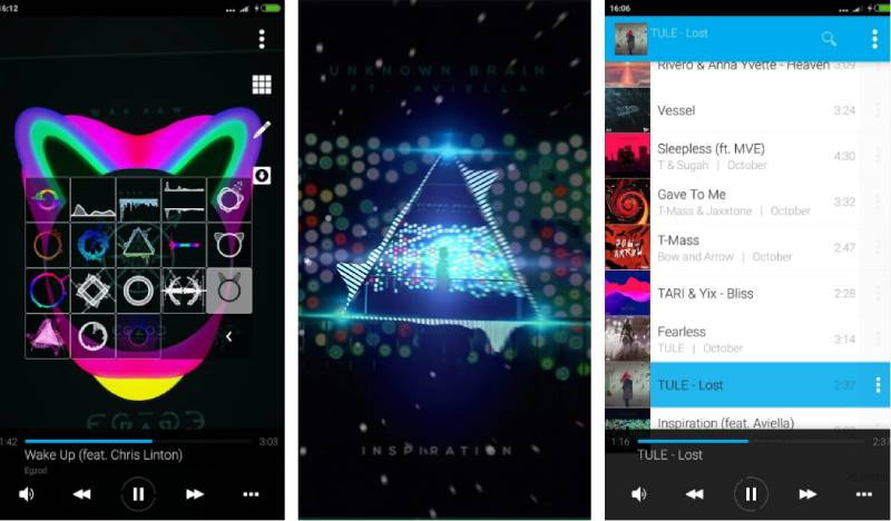 download avee music player mod apk