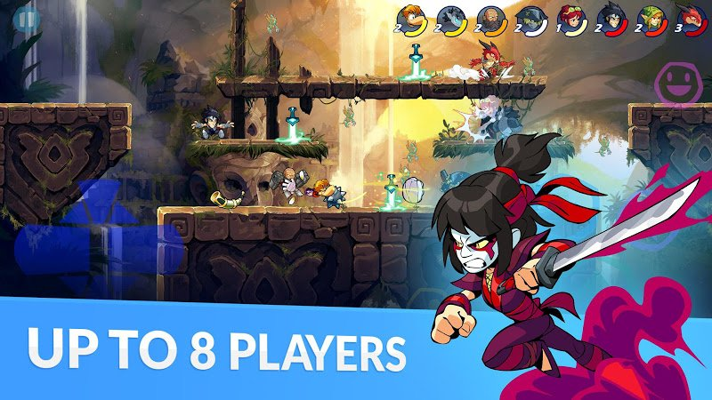 download brawlhalla mod apk
