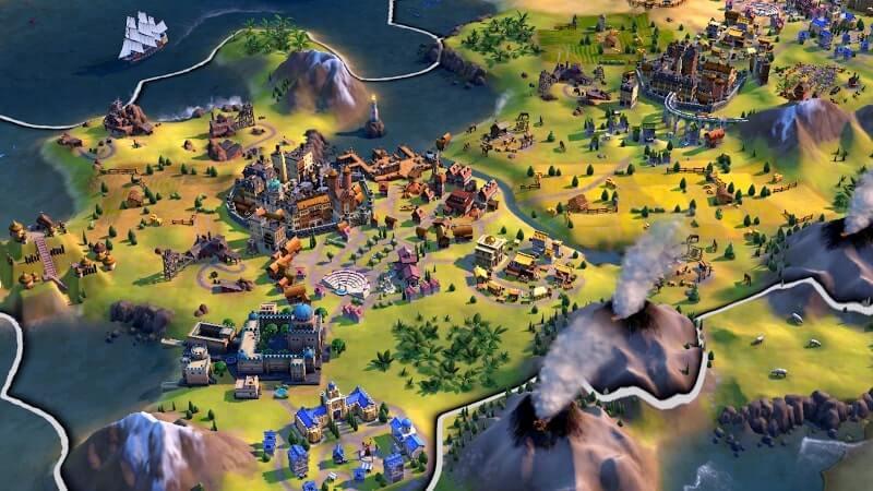 download civilization vi mod full