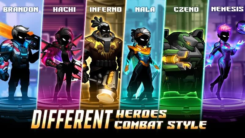 download cyber fighters