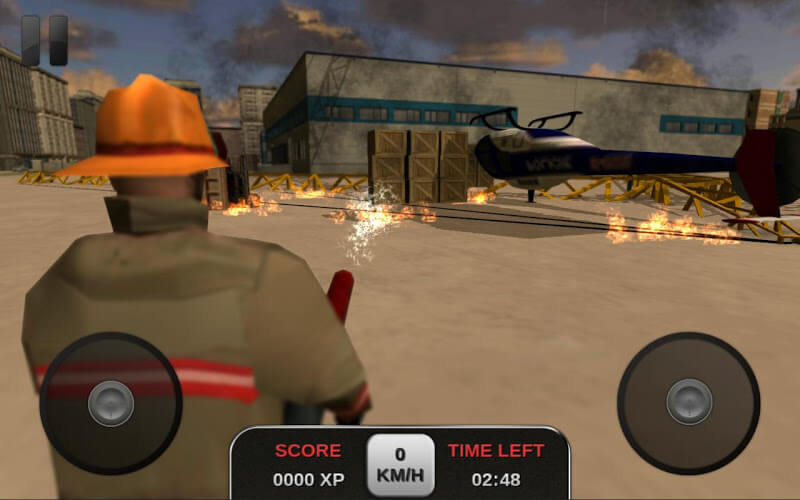 download firefighter simulator 3d mod apk