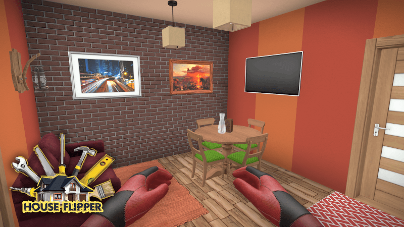 download house flipper mod money