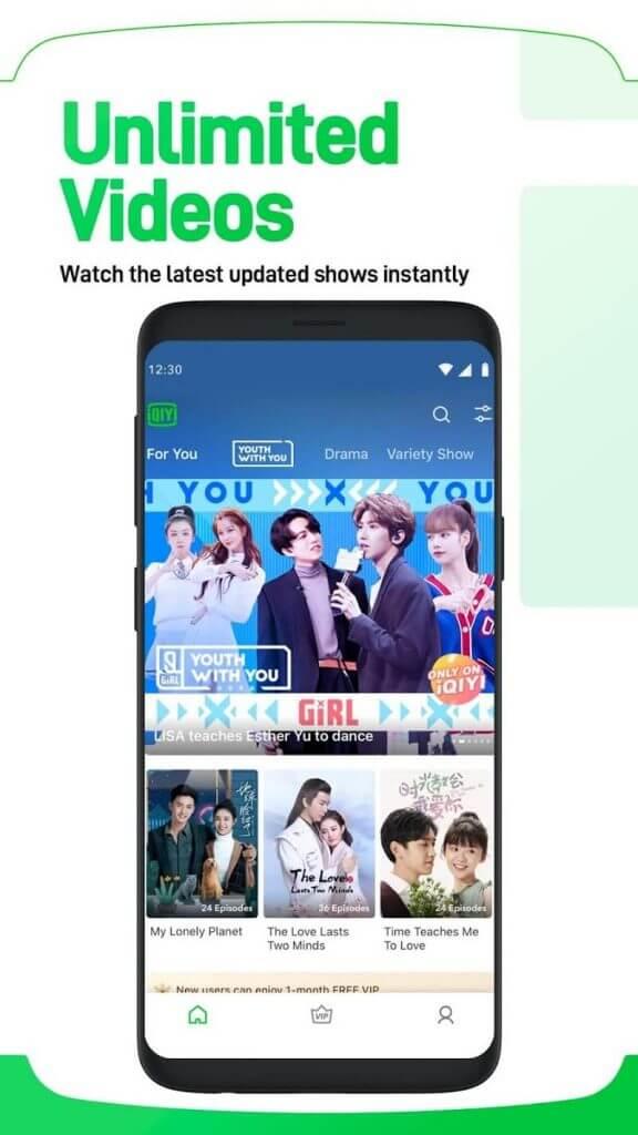 download iqiyi video mod apk