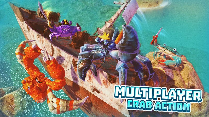 download king of crabs mod apk