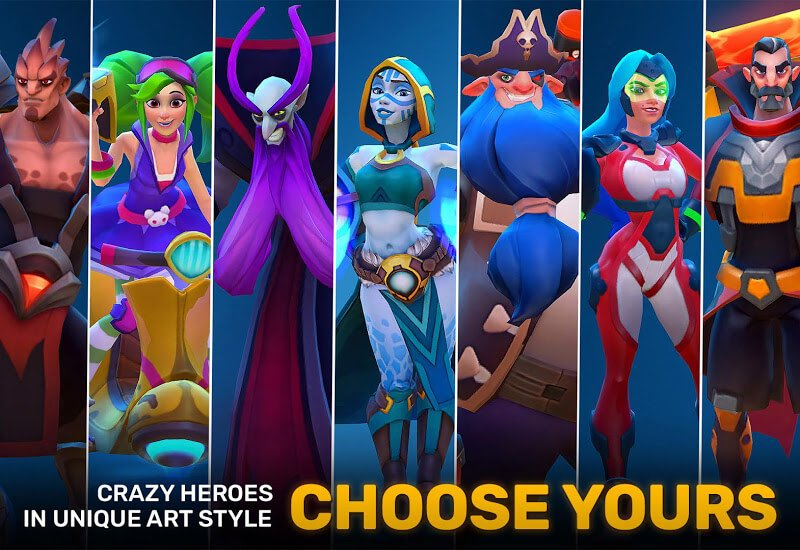 download planet of heroes