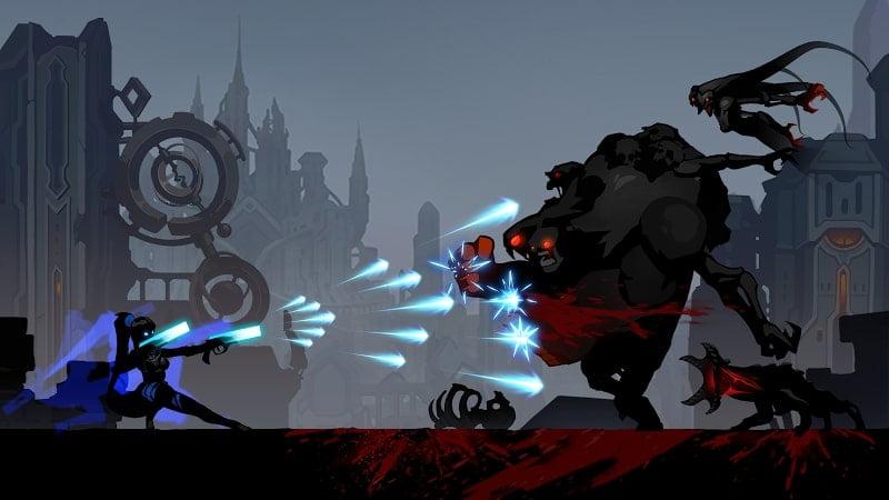 download shadow knight mod apk