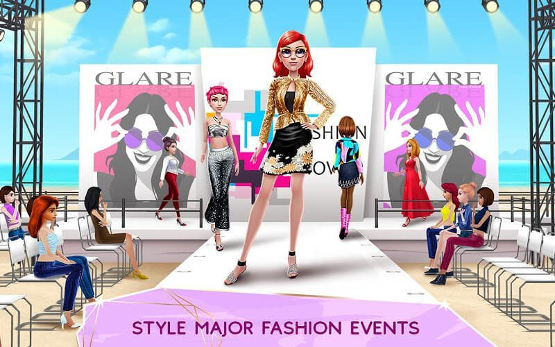 download super stylist mod apk