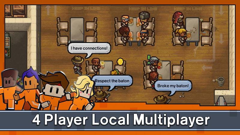 download the escapists 2 mod apk
