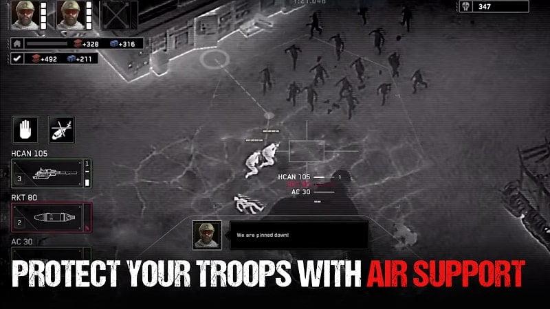 download zombie gunship survival apk