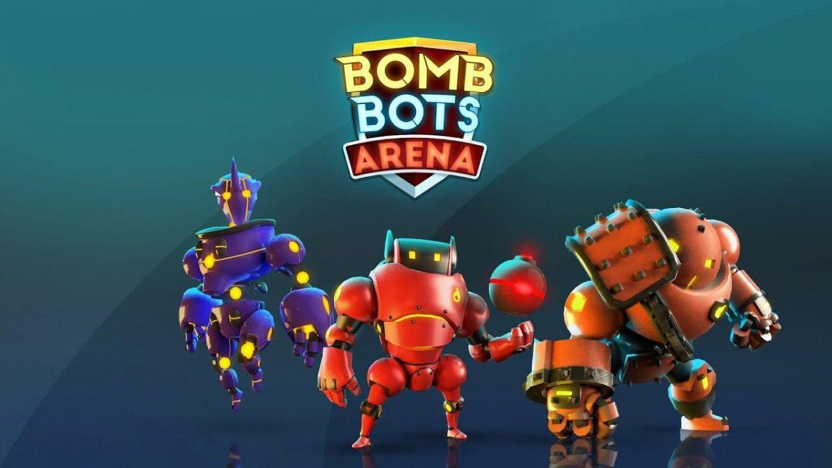 cover bomb bots arena