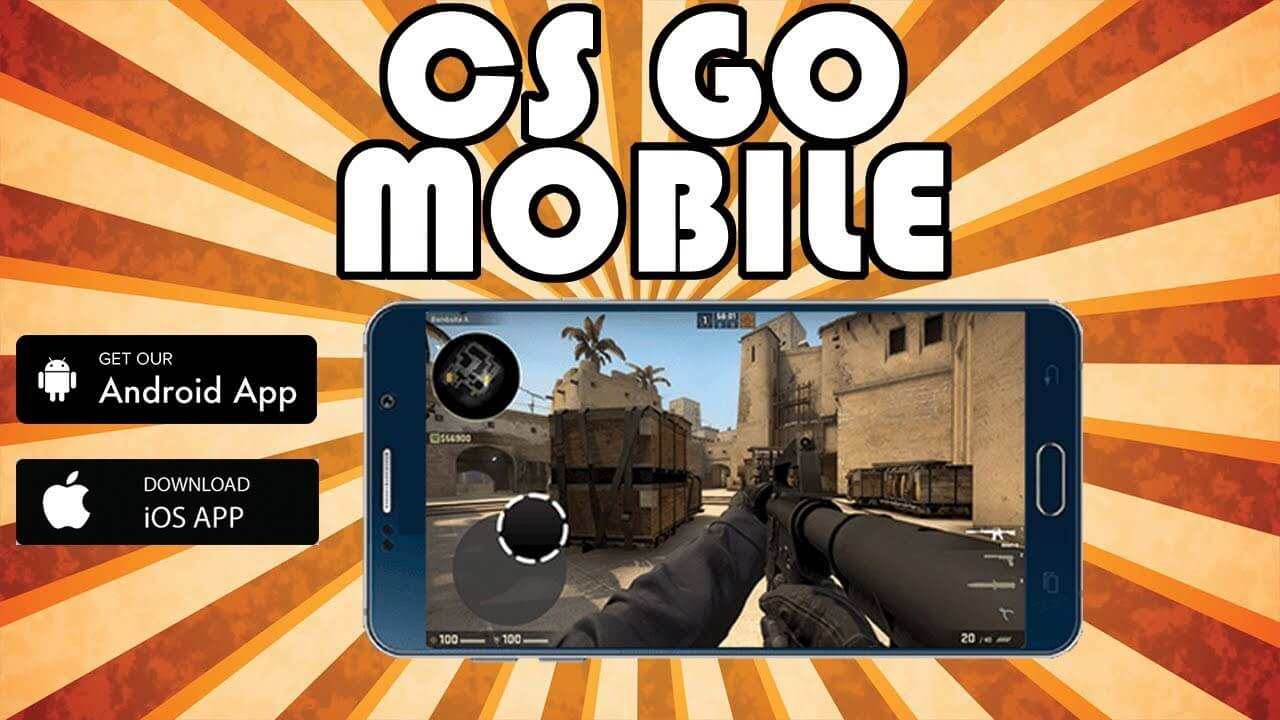 CSGO Mobile APK 2.6 (Official by Valve) Download for Android