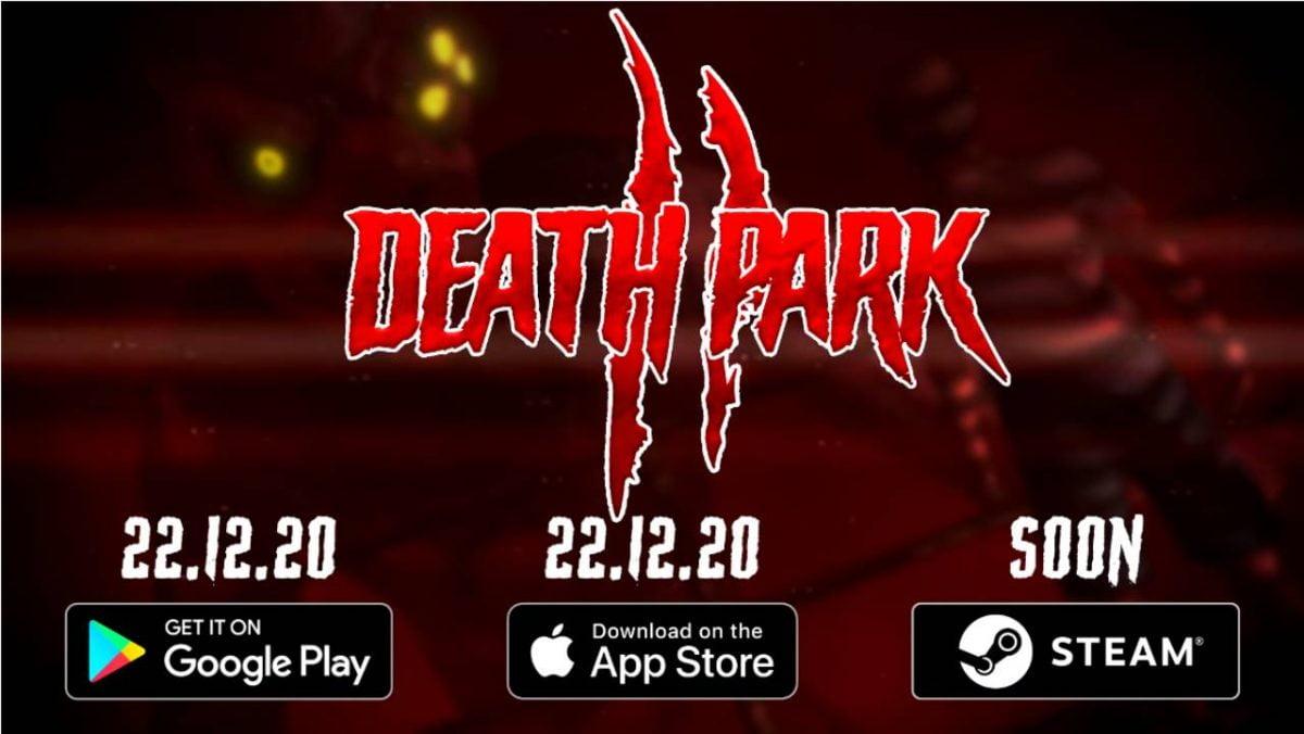 cover death park 2