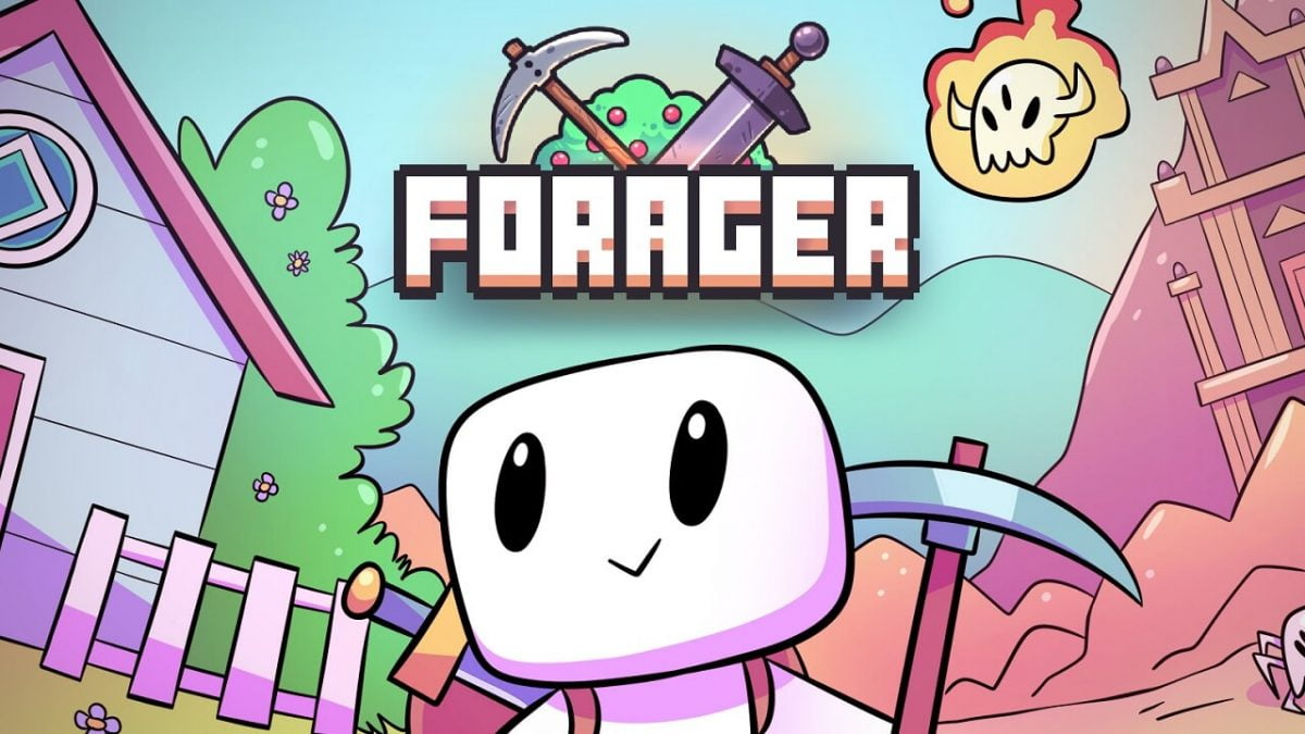 cover forager