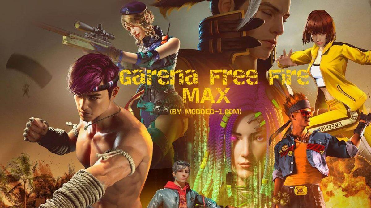 cover garena free fire max